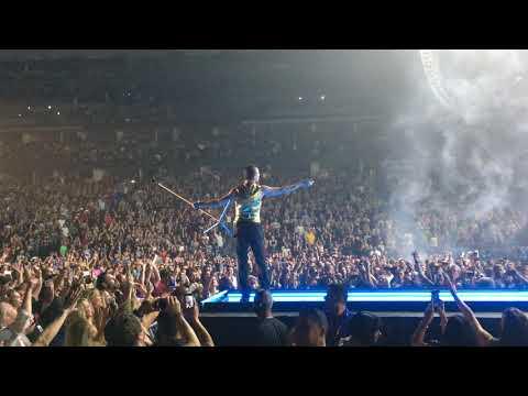 Depeche Mode - Everything Counts Outro - Pepsi Center, Denver, Colorado - GLOBAL SPIRIT TOUR