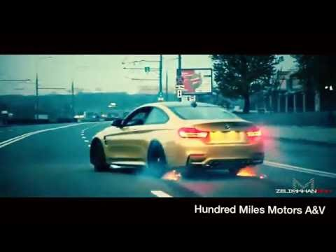 Crazy Drifting Moscow with BMW M4!