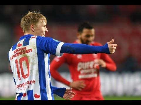 Eredivisie speelronde 12: FC Twente - sc Heerenveen