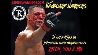 KW LIVE Ep.135: GSP retirement, Gastelum vs Adesanya, UFC Phoenix and more by RepTheWarriors.com