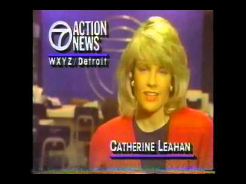WXYZ-TV Channel 7 id promo montage 1989 to 2011
