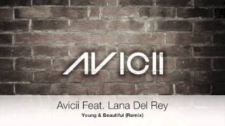 Lana Del Rey - Young & Beautiful (Remix)