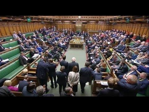 Live: MPs debate Queen's Speech | ITV News