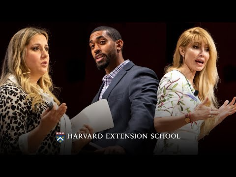 The Student Experience At Harvard Extension School