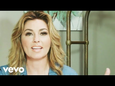 Shania Twain - Life's About To Get Good (Behind The Scenes)