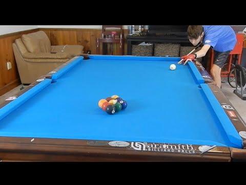How to Run a Rack in Pool!   9 Ball