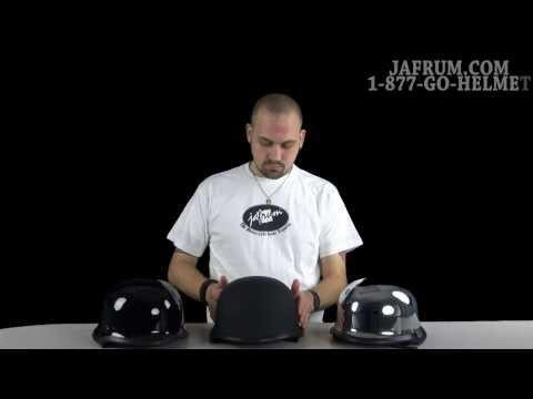 HCI 115 Series German Helmet Review - Jafrum.com