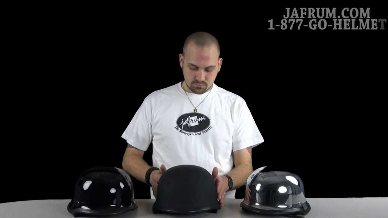 Hci 115 Series German Helmet Review Jafrum Com Youtube