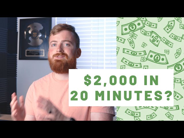We made $2,000 in 20 minutes! Wholesaling a house no one could wholesale