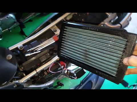 DNA Airfilter Terrible design and bad customerservice (BMW F650)