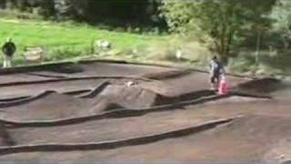 RC Monster Bash 2007-Brushless Truggy A Main- pt 1 of 2