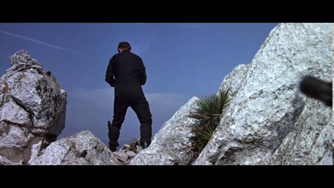 Living Daylights - Opening Scene
