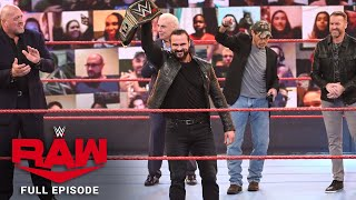 WWE Raw Full Episode, 28 September 2020