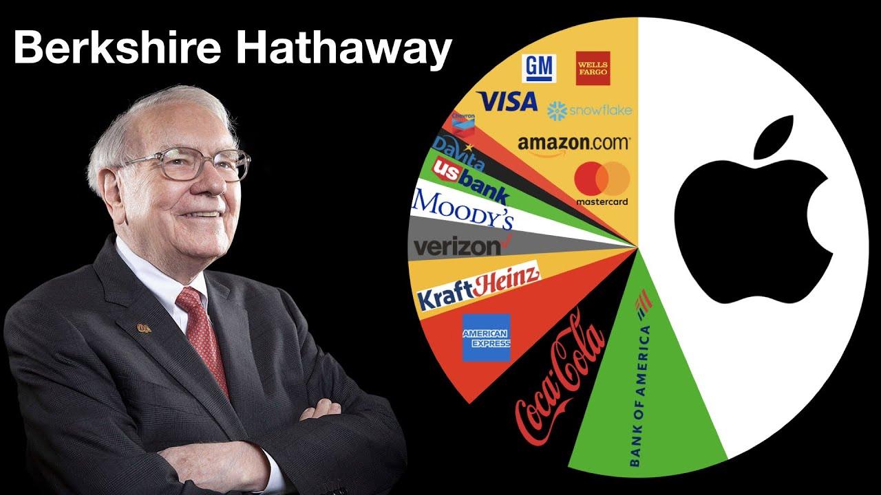 Warren Buffett's 2021 Portfolio | Berkshire Hathaway Stocks into 2021