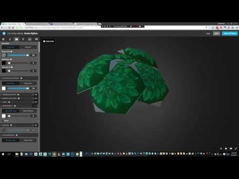Sketchfab : 2 Methods to Display Transparency properly