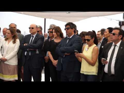 Réveil-FM: Discours De Manuel Valls à Tel Aviv En Israël !