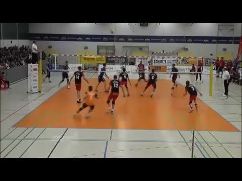 Adam Miracle Highlight Video 2015-2016. T.V. Bliesen vs Russelsheim
