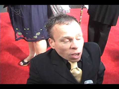 Warwick Davis at Harry Potter and the Half-Blood Prince US Premiere