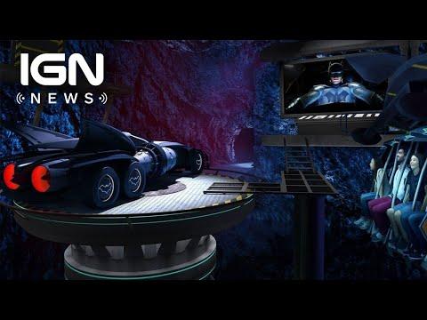 New Details of Warner Bros' Abu Dhabi Gotham City Theme Park Revealed - IGN News