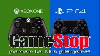 PS4 Dominates Sales At Gamestop! Who Won Black Friday?