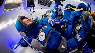 الولايات المتحدة تكشف عن بزة فضائية جديدة