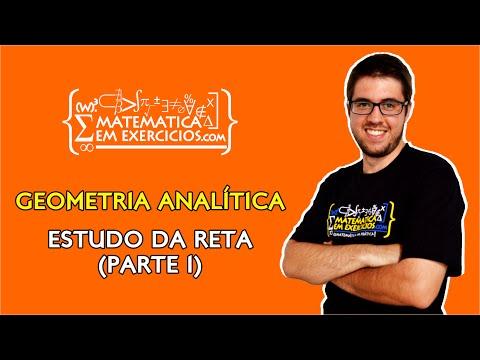 Geometria Anal�tica - Aula 3 - Estudo da Reta (Parte 1) - Prof. Gui