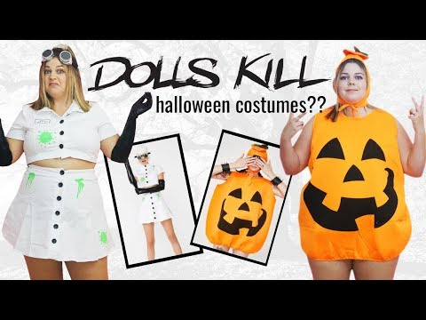 I Tried Dolls Kill Halloween Costumes So You Don't Have To