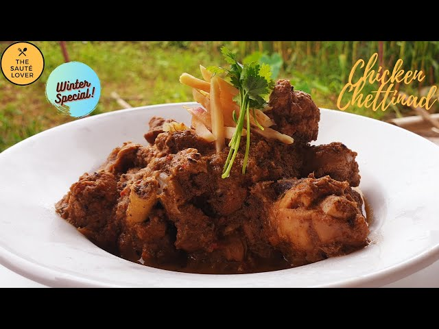 Chicken Chettinad   Winter Special   South Indian   Main Course