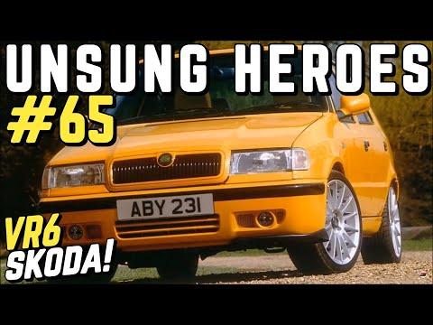 UNSUNG HEROES #65 - The Skoda Felicia VR6