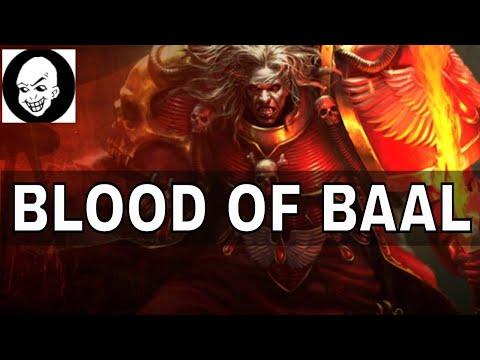 Blood Of Baal Lore