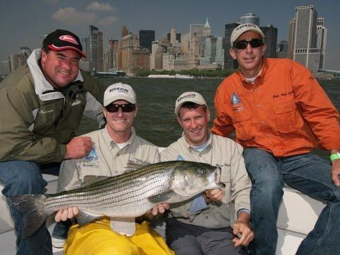 Striped Bass Fishing - Jamaica Bay, NY - FCA Manhattan Cup