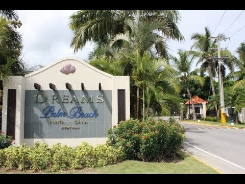 Dreams Palm Beach Punta Cana, DR- Full Tour!
