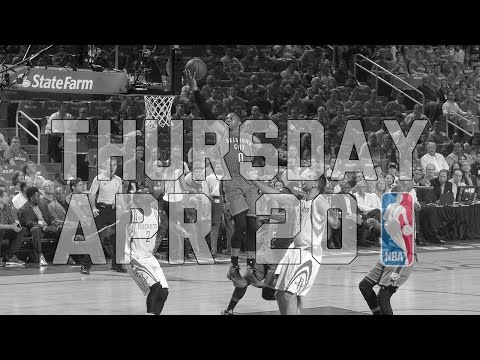 NBA Daily Show: Apr. 20 - The Starters