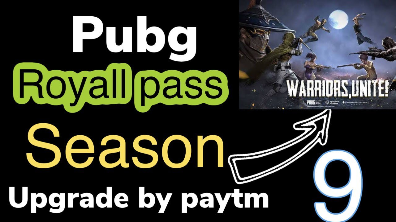 Season 9 Royal Pass Upgraded With 600 UC   i Purchased Pubg Mobile Season 9  Royale Pass With 600 uc