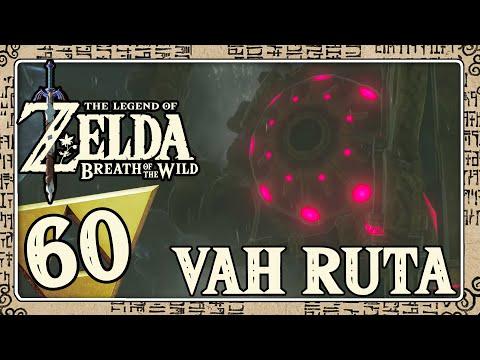 THE LEGEND OF ZELDA BREATH OF THE WILD Part 60: Besänftigung von Titan Vah Ruta