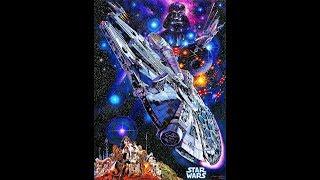 "STAR WARS ""1000 PIECE PUZZLE"" YOU'RE ALL CLEAR!!! #YodasSpirit"