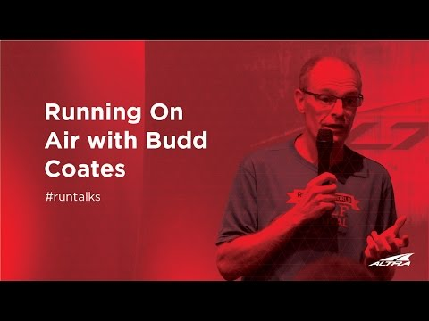 Running On Air with Budd Coates | Altra Run Talks Episode 1