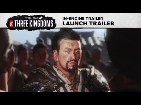 Total War: Three Kingdoms' launch trailer is all about the power of friendship | PC Gamer