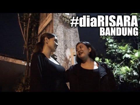 Hantu Di Kota Bandung | #diaRISARA Eps 1