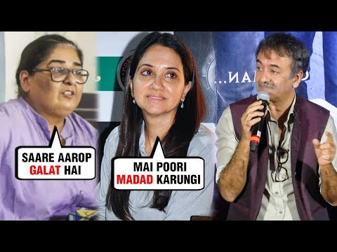 Rajkumar Hirani REACTS On Sexual Harassment Case | Vinta Nanda, Anupama Chopra SUPPORT! Mp3