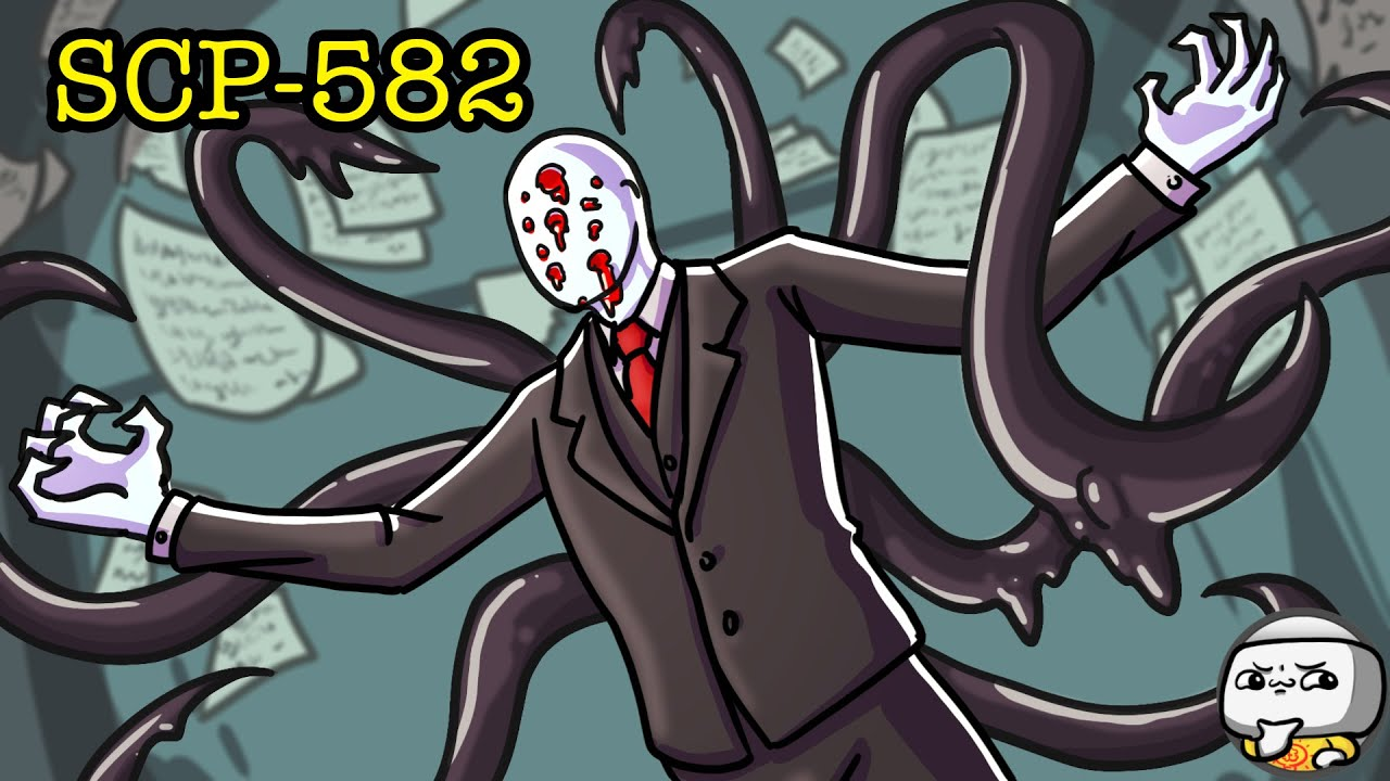 SCP-582 A Bundle of Stories (SCP Animation)