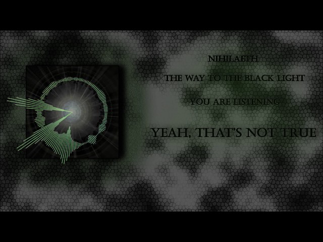 Nihilaeth - 10 - Yeah, That's Not True (Djent Electro)