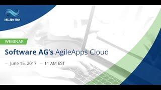 Software AG AgileApps Cloud Erstellen von Apps und Dynamischen Fall-Management mit Agilen