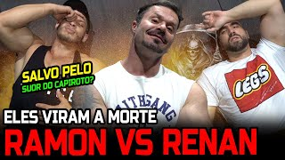 RAMON DINO VS RENAN 4FIT - SOBREVIVERAM ?