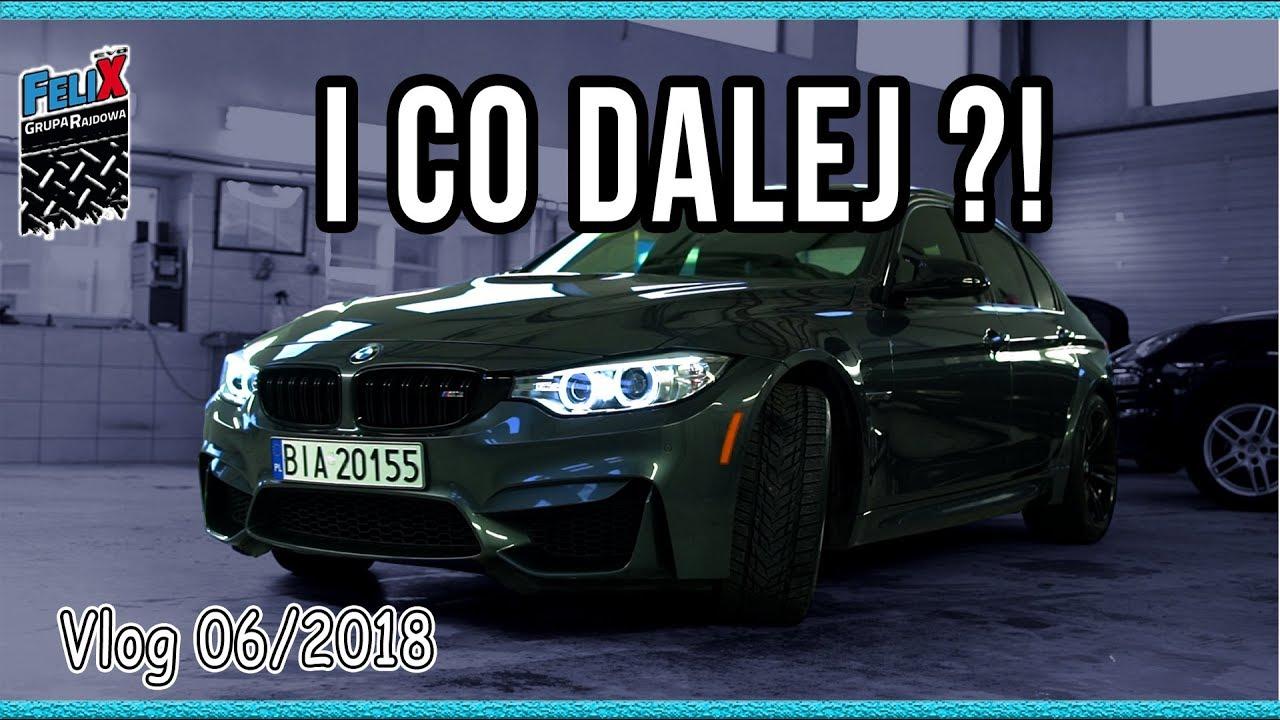 BMW M3 F80 Może Sprzedać ? Gimbal Feiyutech@2000 #Vlog 6 Grupa Rajdowy Felix