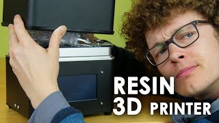 LIVE: FLSUN S - Full HD UV resin DLP 3D printer: assembly and first test