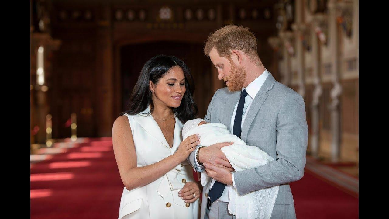 """Kelahiran Bayi """"Campuran"""" Pangeran Harry dan Meghan Markel Bikin Canggung Media"""
