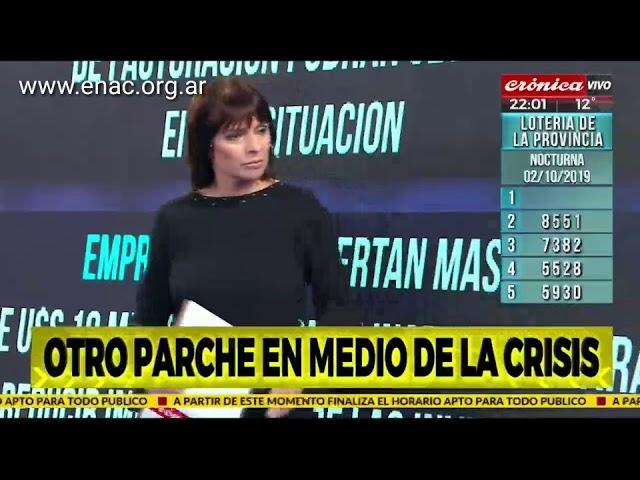 """""""Están en juego 8 mil pymes de acá a fin de año"""" Leo Bilanski en Cronica TV"""