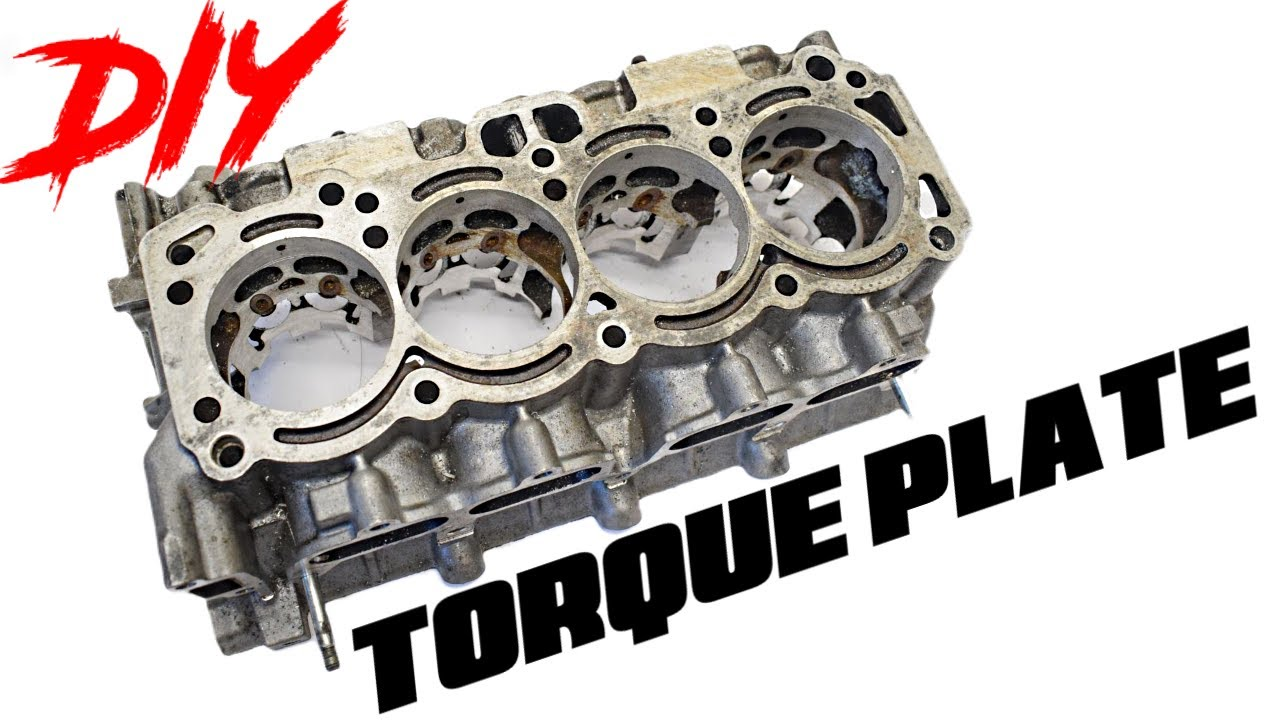 TORQUE PLATE - WHAT, WHY, HOW? Do you NEED one and how to MAKE one - PROJECT UNDERDOG #7