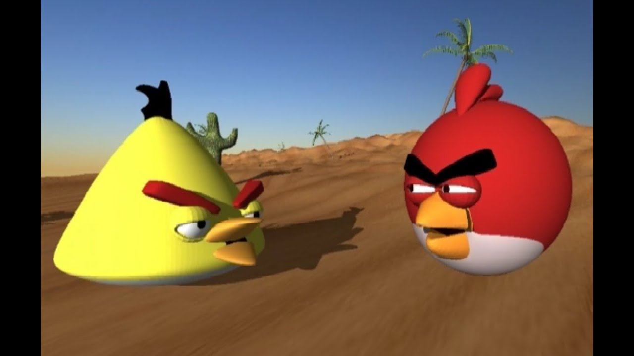 Flappy bird 3d game online